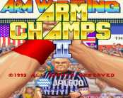 Arm Champs II (c) 1994 Jaleco