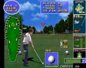 Eagle Shot Golf (c) 1994 Sammy