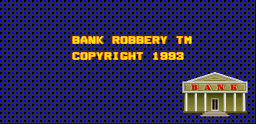 Bank Robbery (Ver. 3.32)