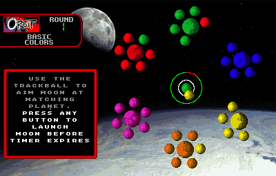 Galaxy Games StarPak 4 - Orbit