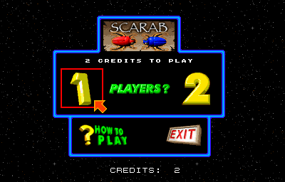 Galaxy Games StarPak 4 - Scarab