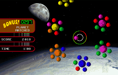 Galaxy Games StarPak 4 - Orbit Freefall