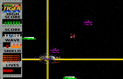 Galaxy Games StarPak 4 - Star Tiger