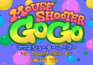 Mouse Shooter GoGo
