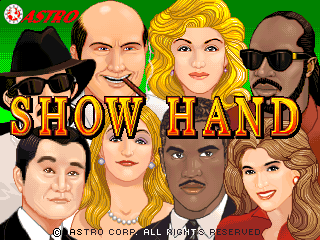 Show Hand