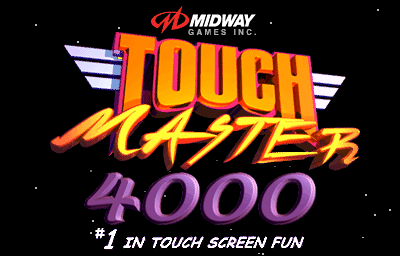 Touch Master 4000