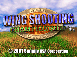 Wing Shooting Championship